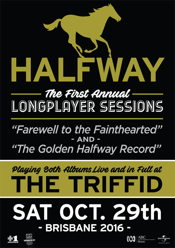 New Single, & The First Annual Longplayer Sessions